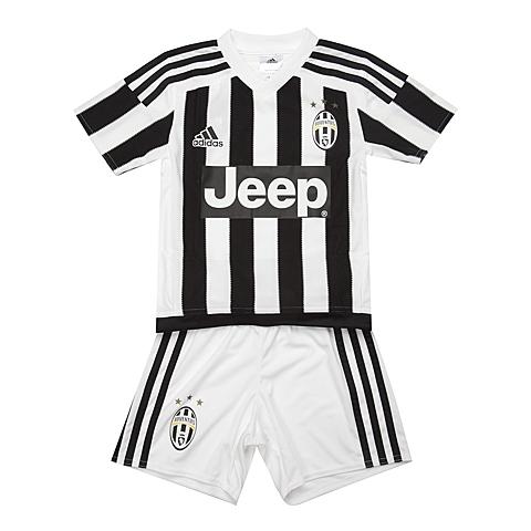 adidas阿迪达斯新款专柜同款男童足球俱乐部系列短袖套服S12863