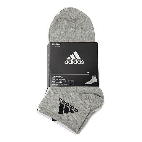 adidas阿迪达斯2016年新款袜子(3双)AA2322