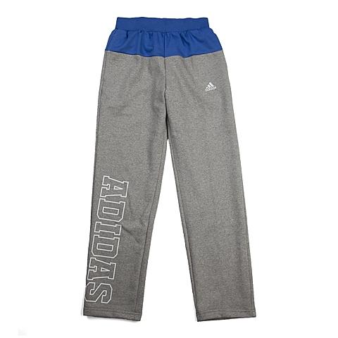 adidas阿迪达斯新款专柜同款大童男针织长裤AB4321
