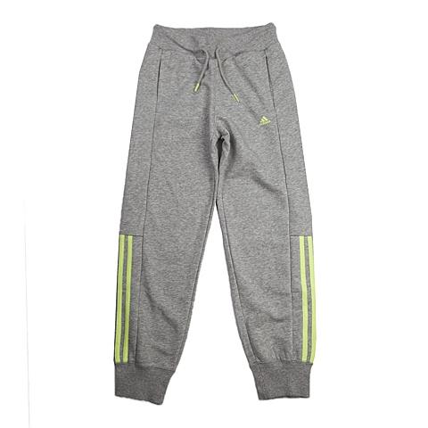 adidas阿迪达斯新款专柜同款大童女针织长裤AB4837