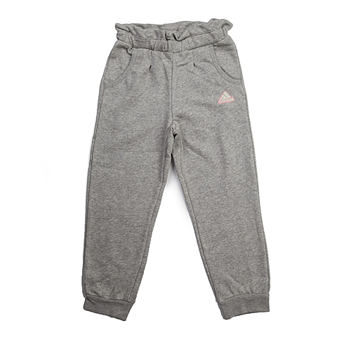 adidas阿迪达斯新款专柜同款小童女针织长裤AB4279