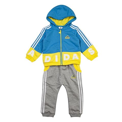 adidas阿迪达斯新款专柜同款男婴长袖套服AB4264