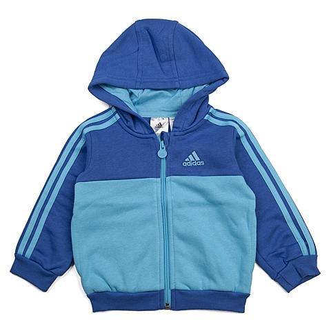 adidas阿迪达斯新款专柜同款男婴针织茄克AB6404