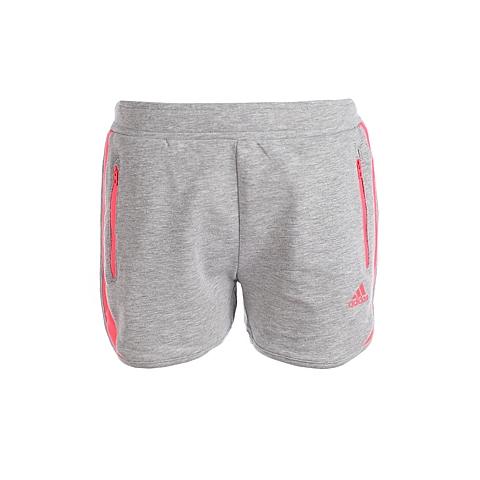adidas阿迪达斯新款女子瑜伽系列针织短裤AB3292
