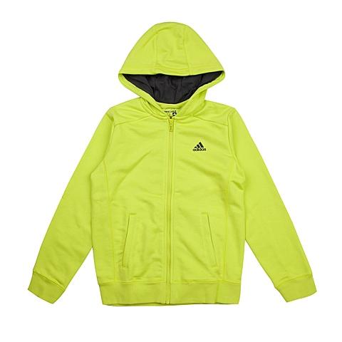 adidas阿迪达斯专柜同款大童男针织茄克AB5734