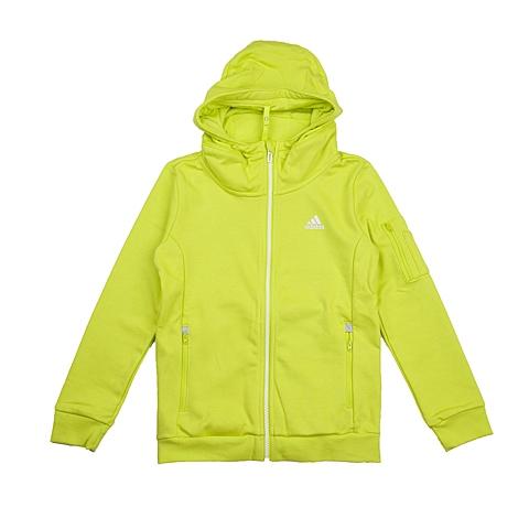 adidas阿迪达斯新款专柜同款大童男针织茄克AB4320
