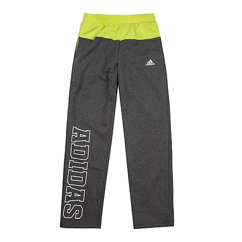 adidas阿迪达斯新款专柜同款大童男针织长裤AB4322