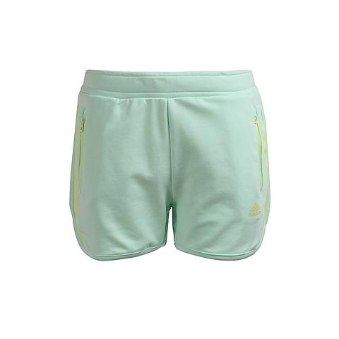 adidas阿迪达斯新款女子训练系列针织短裤AB3291