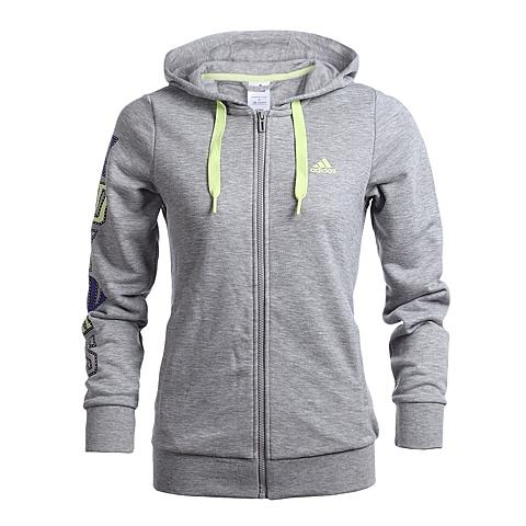 adidas阿迪达斯新款女子运动训练系列针织外套AB3015