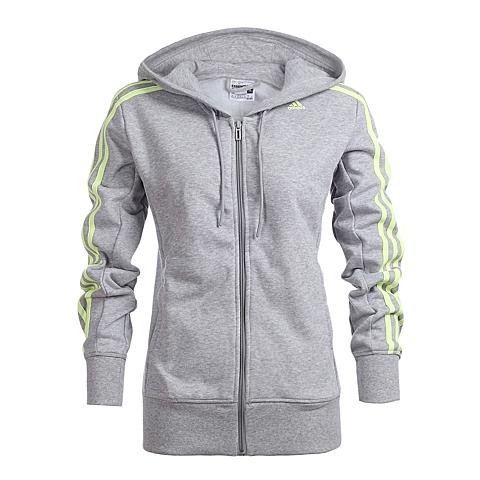 adidas阿迪达斯新款女子运动训练系列针织外套AC3602