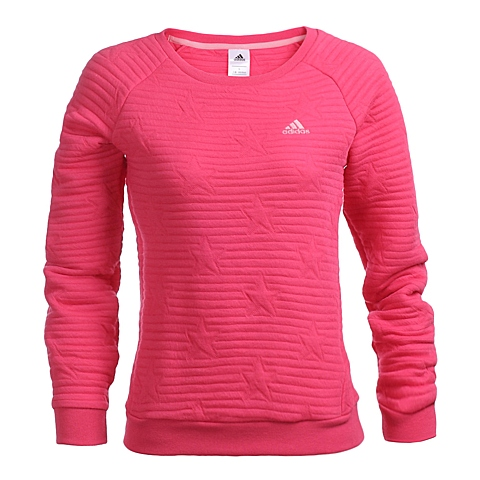adidas阿迪达斯新款女子运动训练系列套头衫AB3212
