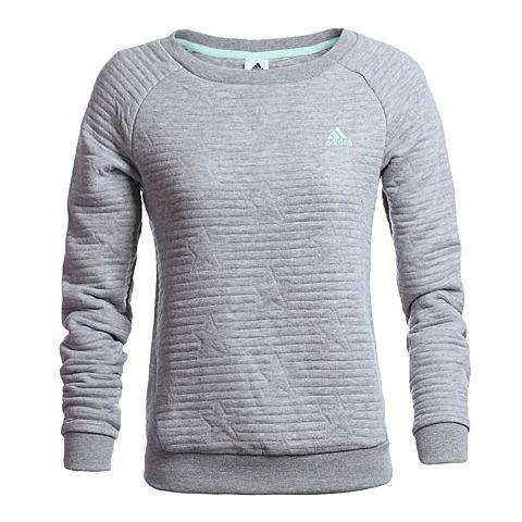 adidas阿迪达斯新款女子运动训练系列套头衫AB3214