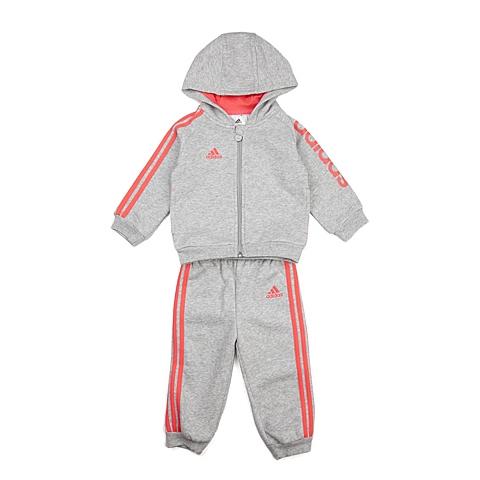 adidas阿迪达斯新款专柜同款女婴长袖套服AB6955