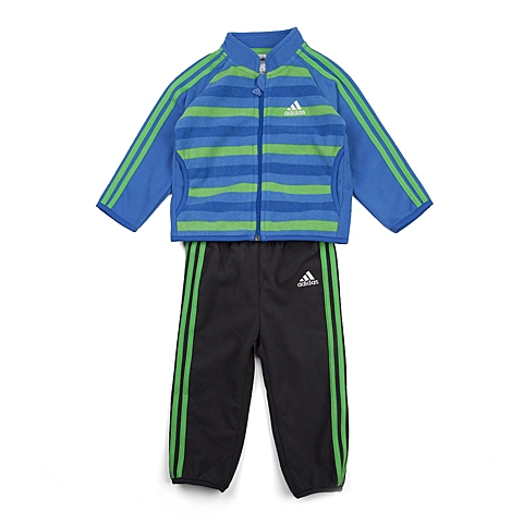 adidas阿迪达斯新款专柜同款男婴长袖套服AB6949