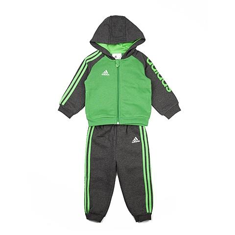 adidas阿迪达斯新款专柜同款男婴长袖套服AB6954