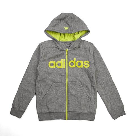 adidas阿迪达斯新款专柜同款大童男针织茄克AB5824
