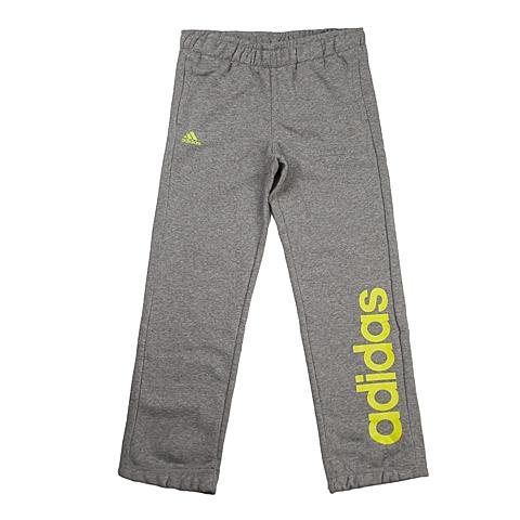 adidas阿迪达斯新款专柜同款大童男针织长裤AB5832
