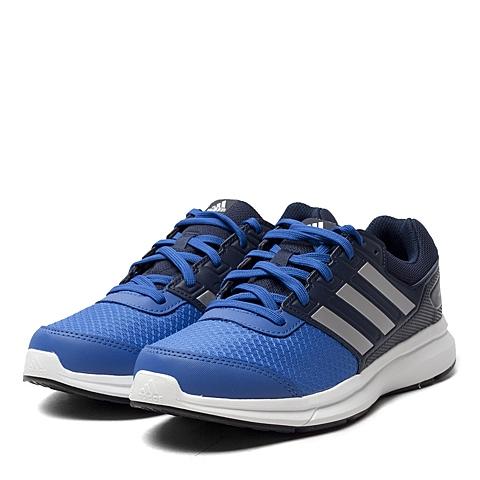 adidas阿迪达斯新款专柜同款男中大童跑步鞋B24341