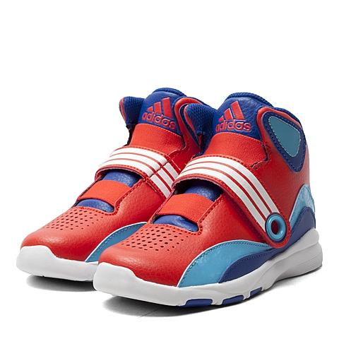 adidas阿迪达斯新款专柜同款男童篮球鞋D70013