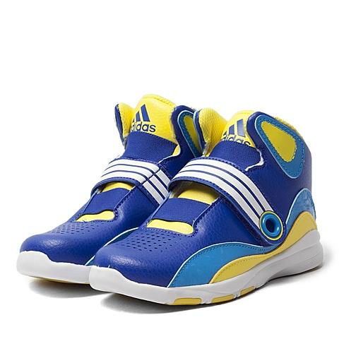 adidas阿迪达斯新款专柜同款男童篮球鞋D70014
