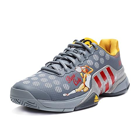 adidas阿迪达斯新款男子竞技表现系列网球鞋B23018