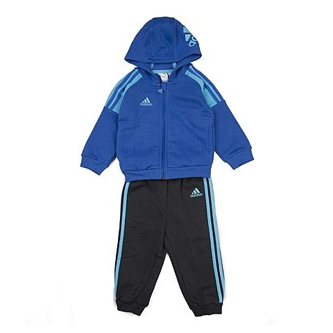 adidas阿迪达斯新款专柜同款男婴长袖套服AB6920