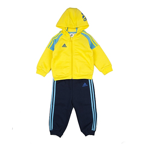adidas阿迪达斯新款专柜同款男婴长袖套服AC3222