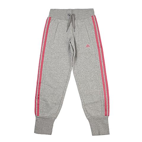 adidas阿迪达斯新款专柜同款大童女针织长裤AB4489