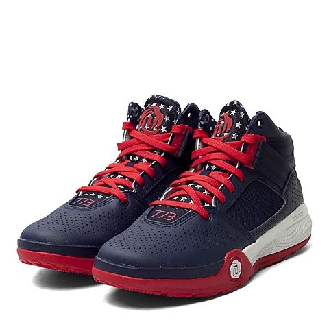 adidas阿迪达斯新款专柜同款男童ROSE系列篮球鞋D70307