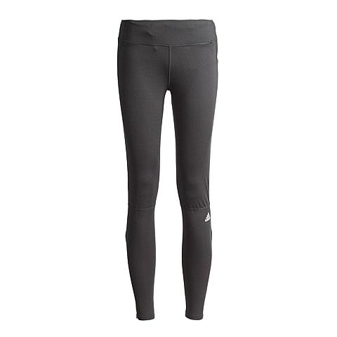 adidas阿迪达斯新款女子跑步常规系列紧身裤AA0617