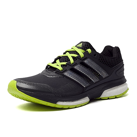 adidas阿迪达斯新款男子RESPONSE系列跑步鞋B33512