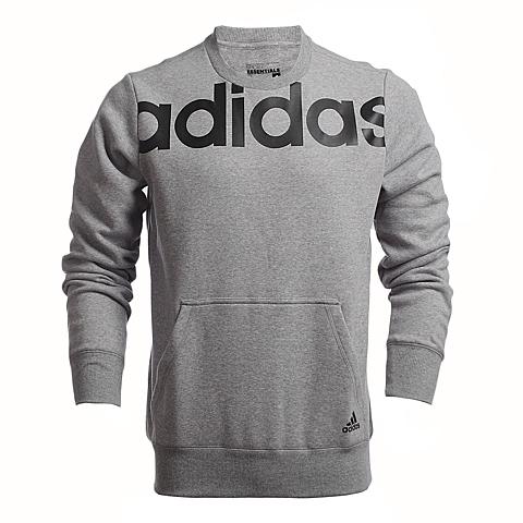 adidas阿迪达斯新款男子运动基础系列套头衫AB6256
