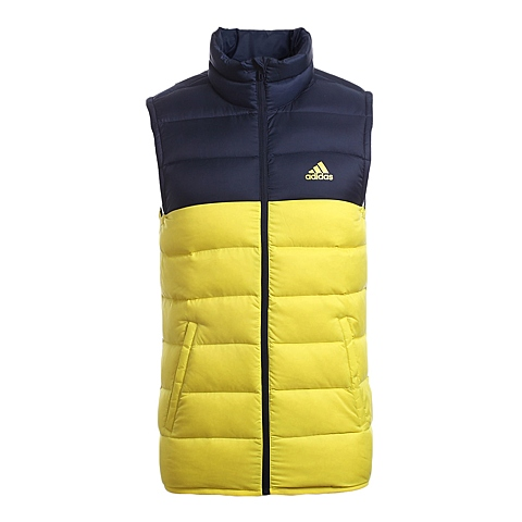 adidas阿迪达斯新款男子冬季茄克系列羽绒背心AB4617