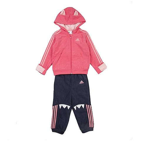 adidas阿迪达斯新款专柜同款女婴长袖套服AB6987