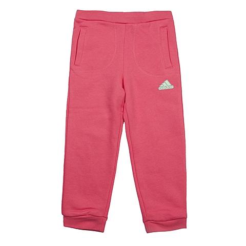 adidas阿迪达斯新款专柜同款小童女针织长裤AH5449
