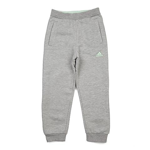 adidas阿迪达斯新款专柜同款小童女针织长裤AH5448