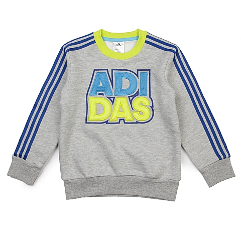 adidas阿迪达斯新款专柜同款小童男套头衫AH5438