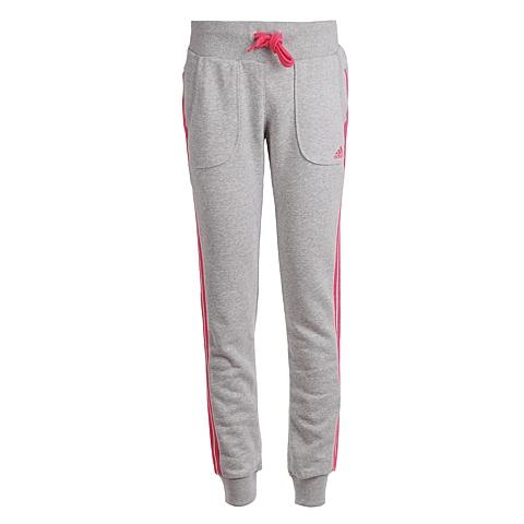 adidas阿迪达斯新款女子精选系列针织长裤AH5715