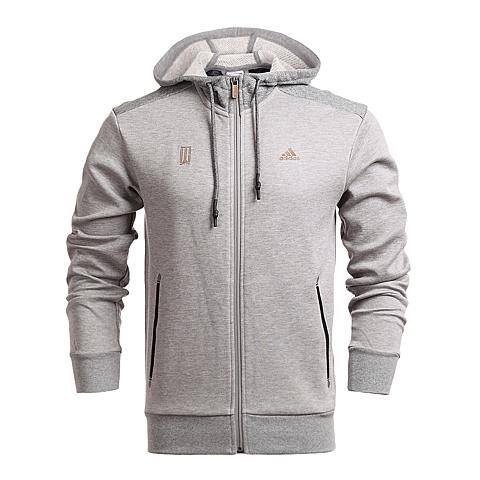 adidas阿迪达斯新款男子武极经典系列针织外套AH5539