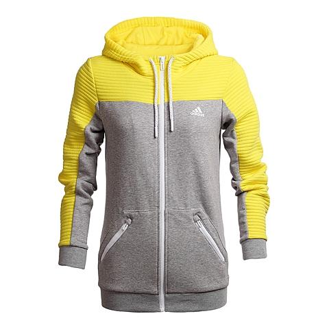 adidas阿迪达斯新款女子精选系列针织外套AO2173