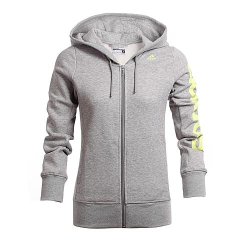 adidas阿迪达斯新款女子基础系列针织外套AB5793