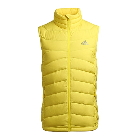 adidas阿迪达斯新款男子冬季茄克系列鹅绒羽绒背心AB4635