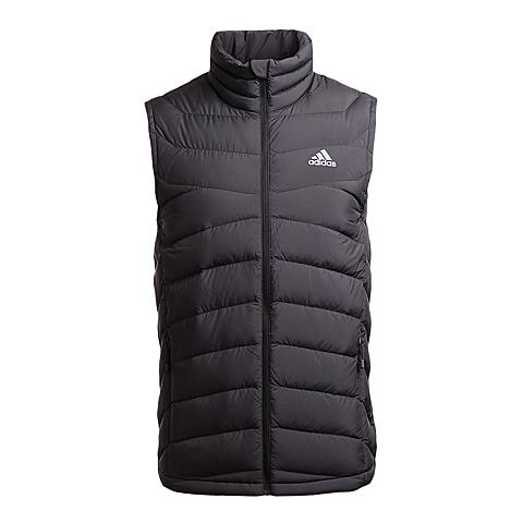 adidas阿迪达斯新款男子训练系列鹅绒羽绒背心AB4636
