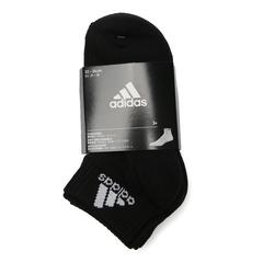 adidas阿迪达斯2018新款中性袜子系列短袜(3双)AA2286