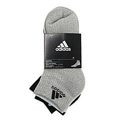 adidas阿迪达斯2018新款中性袜子系列短袜(3双)AA2287