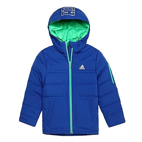 adidas阿迪达斯新款男大童茄克系列羽绒服AB4362