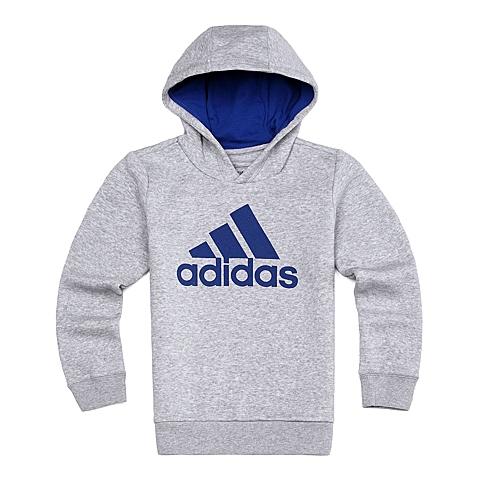 adidas阿迪达斯新款男大童套头衫AB5760