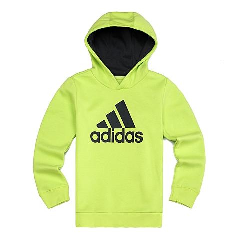 adidas阿迪达斯新款男大童基础系列套头衫AB5757