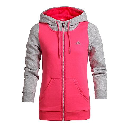 adidas阿迪达斯新款女子训练系列针织外套AH5691