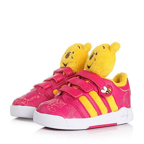 adidas阿迪达斯新款女童迪士尼系列训练鞋B23892